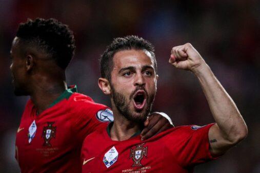 Portugal x Luxemburgo melhores momentos Eliminatórias da Eurocopa