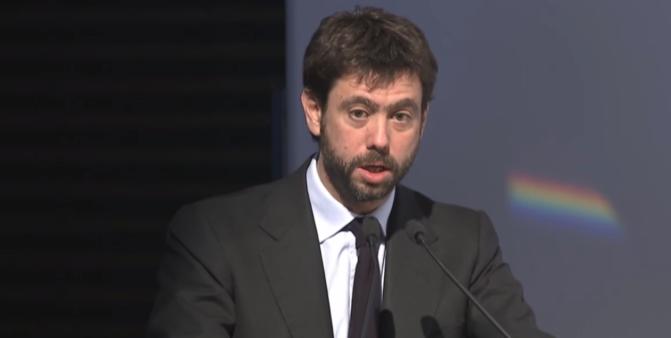 O presidente da Juventus acredita que o futebol tende a perde público para o Fortnite e outros games do E-Sports