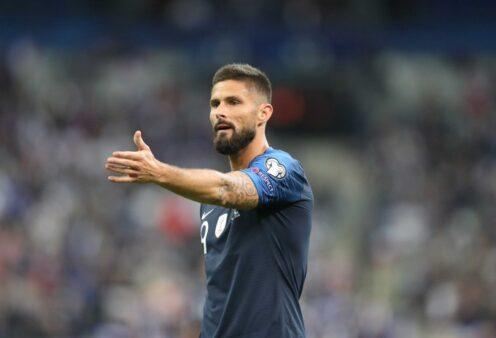 provável escalação França contra a Islândia Eliminatórias da Eurocopa