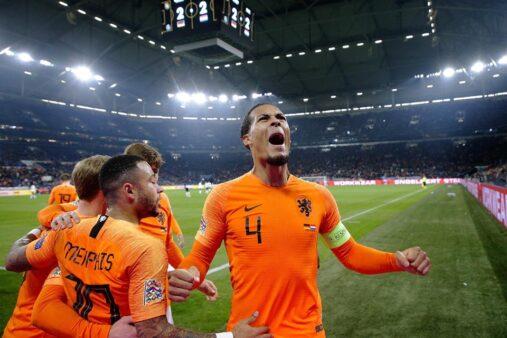 provável escalação Holanda contra a Irlanda do Norte Eliminatórias da Eurocopa