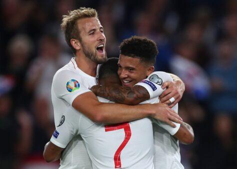 República Tcheca x Inglaterra provável escalação ingleses Eliminatórias da Eurocopa