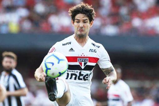 São Paulo Alexandre Pato Brasileirão