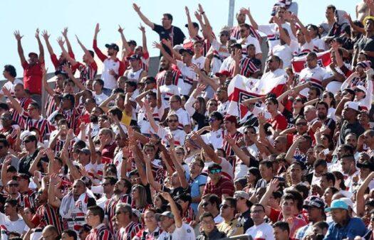 São Paulo x Avaí tem 16 mil ingressos vendidos