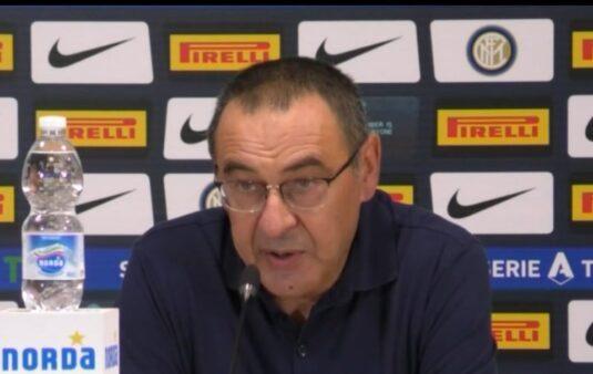 Sarri, Juventus, Campeonato Italiano