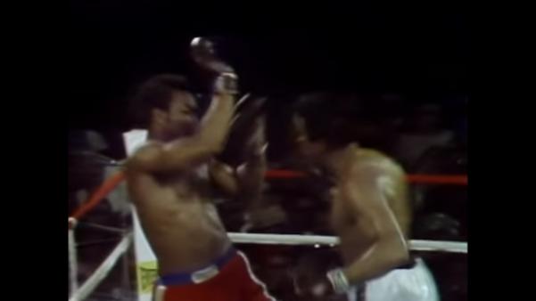 Muhammad Ali x George Foreman: a luta do século