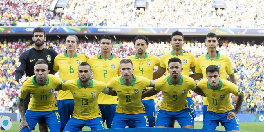Confira A Agenda De Jogos Da Seleção Brasileira Em 2020