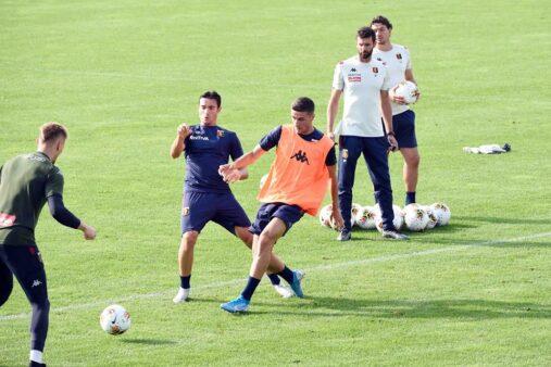 Reprodução / Facebook Oficial Genoa CFC