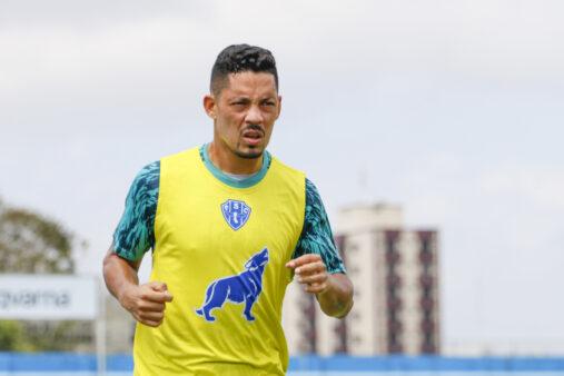 Tomas Bastos renovou contrato com o Paysandu