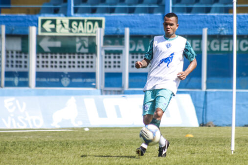 Uchôa, volante que fez gol em Remo x Paysandu