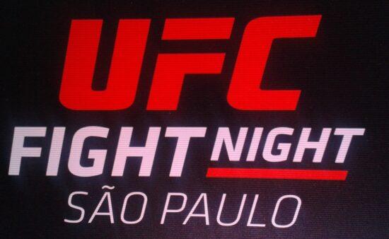 UFC São Paulo Globo