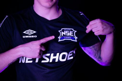 A Umbro fornecerá os uniformes para a Netshoes E-Sports (NSE) nas competições de FIFA 20