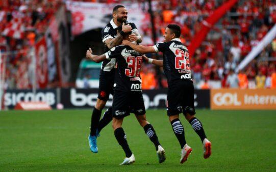 Vasco está definido para jogo com o Fluminense.