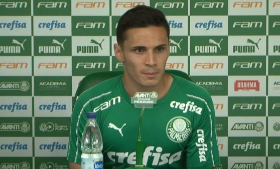 Veiga acredita que o Palmeiras pode conquistar o Brasileirão.