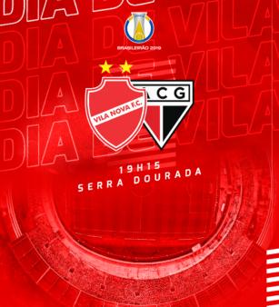 Vila Nova x Atlético-GO