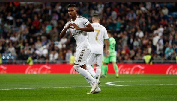 Real Madrid x Leganés