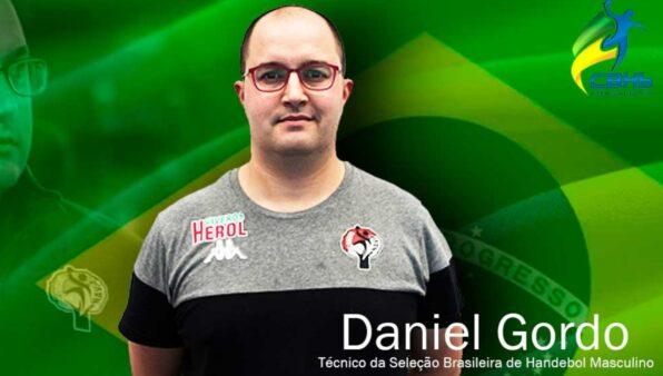 novo técnico handebol Brasil