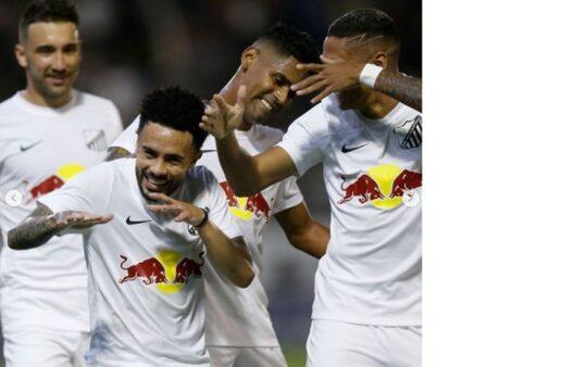 Bragantino recebeu em março um aporte da Red Bull