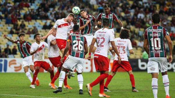 Fluminense x Internacional - 03/08/2019 (Lucas Merçon/ Flickr oficial Fluminense FC)