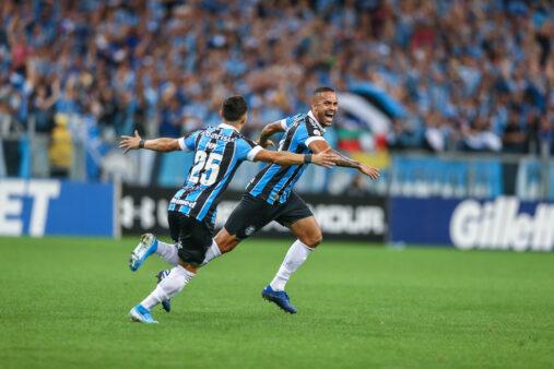 Lances em tempo real Grêmio x CSA