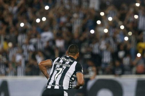 Diego Souza no Botafogo