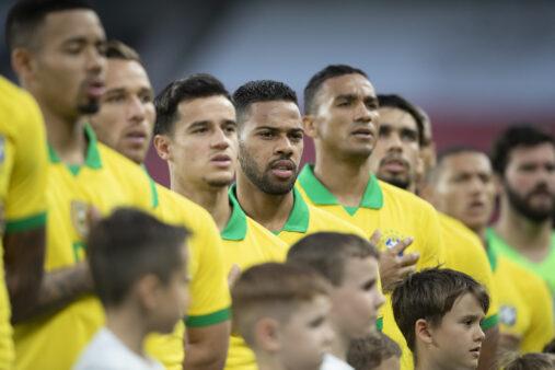 Renan Lodi na Seleção