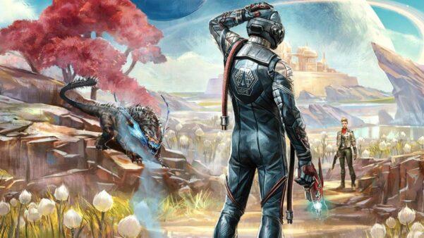 The Outer Worlds lançou para PS4, Xbox One e PC no dia25 de outubro