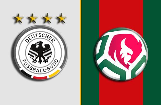 Alemanha x Bielorrússia Eliminatórias da Eurocopa