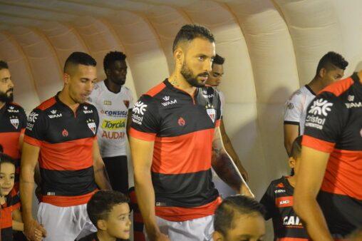 Atlético-GO x Paraná provável escalação Dragão Série B