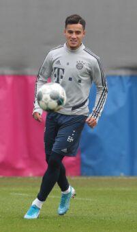 Escalação Confirmada do Bayern