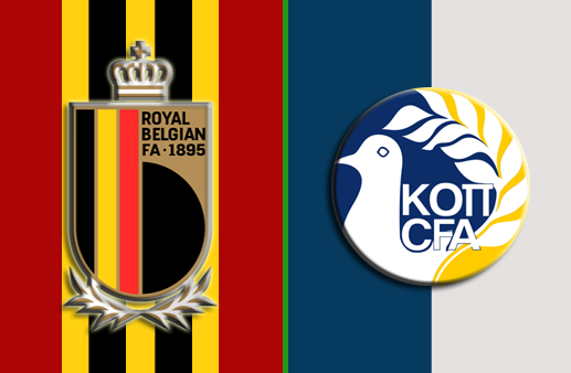 Bélgica x Chipre Eliminatórias da Eurocopa
