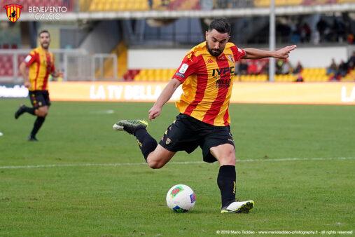 Benevento Serie B Italiana