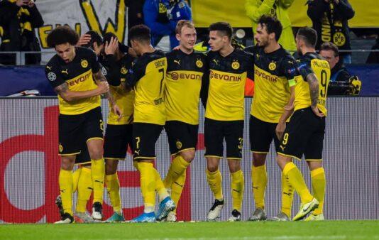Borussia Dortmund x Paderborn provável escalação auri-negros Bundesliga