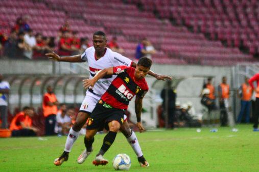 Botafogo-SP x Sport pré-jogo Série B