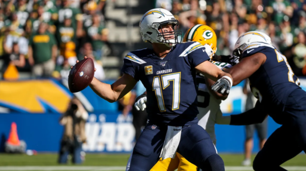 NFL 2019: Chargers param Rodgers e vencem Green Bay ...