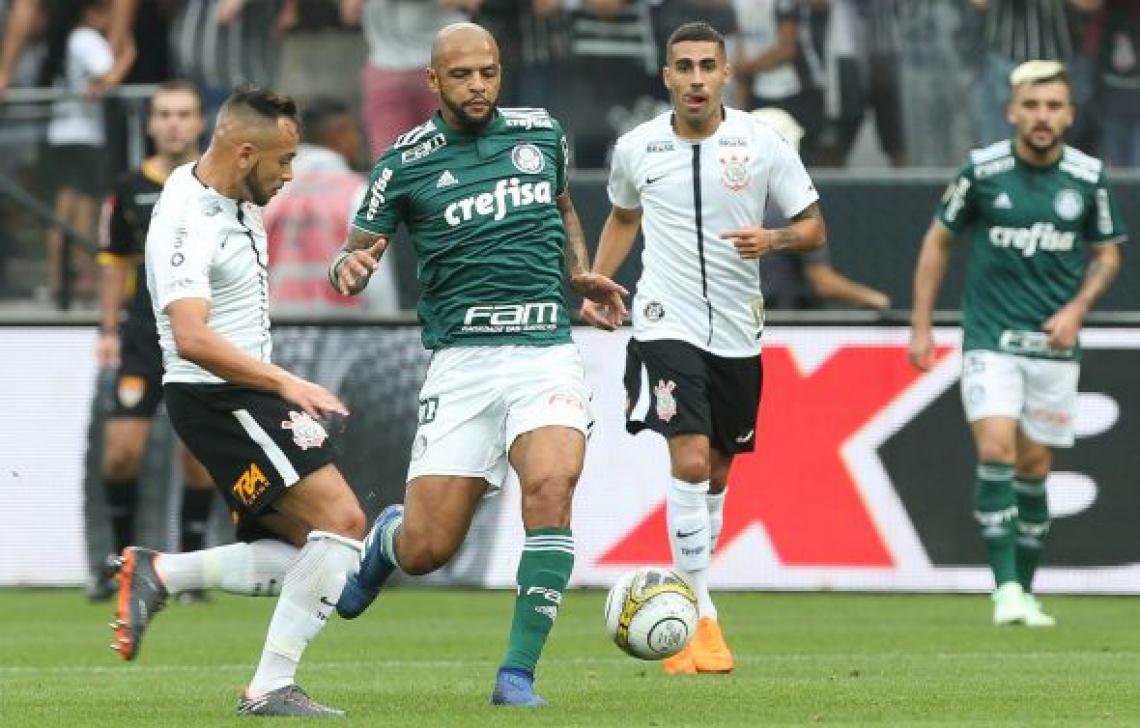 Palmeiras X Corinthians Cbf Define Arbitragem Para O Jogo