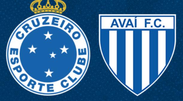 Resultado de imagem para Cruzeiro x Avaí ao Vivo