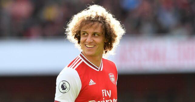 David Luiz quer ficar no Arsenal. flamengo