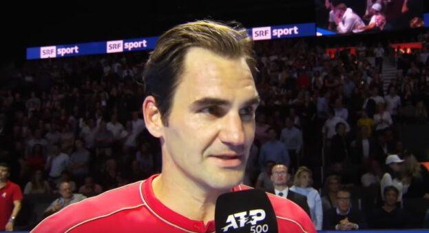 Tênis Federer