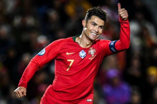 Fernando Santos atuação Cristiano Ronaldo Portugal