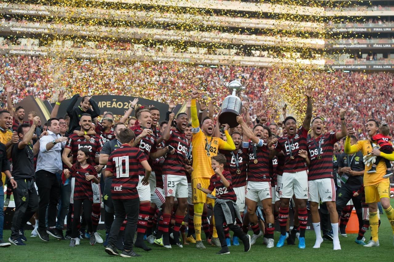 Flamengo Copa Libertadores