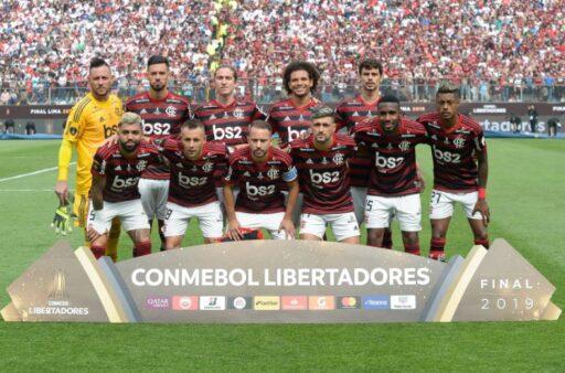 Flamengo conquistou a 8ª Libertadores do Brasil no século