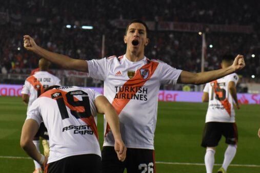Flamengo x River Plate provável escalação clube argentino final Libertadores