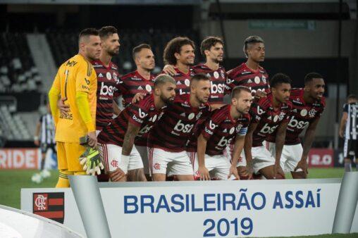 Notas dos jogadores do Flamengo