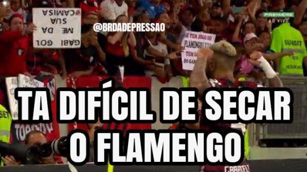 Flamengo vence de virada e memes agitam as redes sociais ...