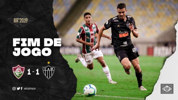Fluminense X Atletico Mg Assista Aos Melhores Momentos Do Jogo
