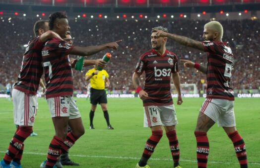 Protagonistas do Flamengo