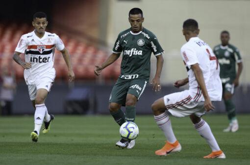 sub-20 Palmeiras