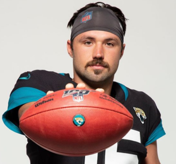 Gardner Minshew, QB dos Jaguars