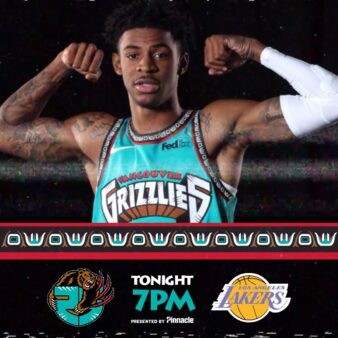 Grizzlies x Lakers