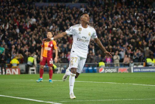 hat-trick Rodrygo eleito jogador da semana Champions League